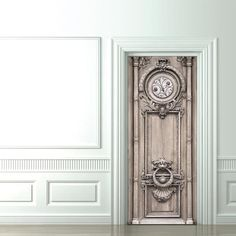 life-size, trompe l'oeil window magnetic decal - Google Search