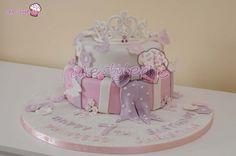 Princess Birthday Cake for little girl | Flickr - Photo Sharing!