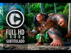 Moana - Official Trailer #1 [HD] Subtitulado - Cinescondite - YouTube