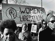 1969 Black Women's Liberation march in support of The Black Panthers