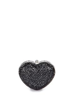 Judith Leiber   Heart Pill Box