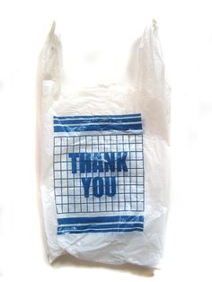 The Thank You bag is never really looked by anyone that doesn't do design, it usually just gets thrown away but for me there has always been this appreciate for it. Like most things that are … Vintage Packaging, Packaging Design, Thank You Bags, Backpack Bags, Reusable Tote Bags, Design Inspiration, Graphic Design, Plastic Bags, Prints