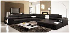 mobiliário de sala de estar moderna, design moderno, mobília, sala de estar