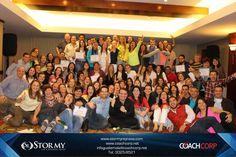 Quinto Grupo de Graduados de Taller Discovery en Guatemala