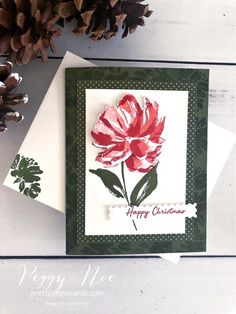 Stampin Pretty, Stampin Up, Art Gallery, Stamping Up Cards, Card Making Inspiration, Paper Cards, Flower Cards, Greeting Cards Handmade, Cardmaking