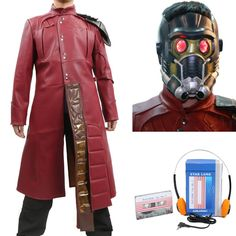 Guardians-of-the-Galaxy-Star-Lord-Starlord-Cosplay-Costume-Coat-Mask-Headphone-Tap-Sticker-Set.jpg (1000×1000)