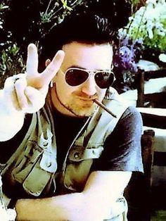 Bono U2 Poster, Achtung Baby, Paul Hewson, Irish Rock, Larry Mullen Jr, Bono U2, Jeff Buckley, Wild Honey, Looking For People