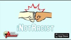 Finally! An app that rewards you for not being racist. | Thingstarter
