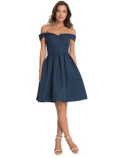 Chi Chi Portia Dress if not blush then navy.... I'm getting this for myself.
