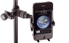 König & Meyer Smartphone Halter Testbericht - funktioniert sehr gut =)