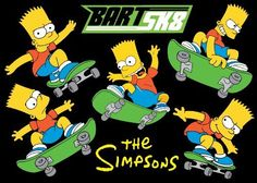 Fun Rugs SIM-009 1929 Simpsons Bart SK8-Black Childrens Rug, 19-Inch by 29-Inch by Fun Rugs. $22.82. Easy to clean. Fire retardant. 100% Cotton. Available in multiple sizes. Your home is a natural extension of you. Accent your room with these innovative designs from LA Rug Inc to spruce up any decor.