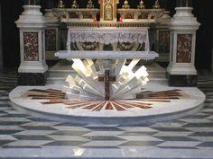 Chiesa di San Pietro, Genova http://musapietrasanta.it/content.php?menu=le_imprese