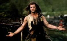 Braveheart Mel Young
