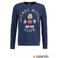 Selected Homme SHMICKEY Sweatshirt blue #sweater #selectedhomme #men #covetme