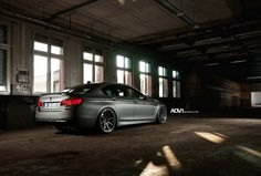 BMW MH5 S Biturbo ADV08 Track Spec by ADV1WHEELS, via Flickr