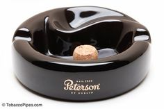 Peterson Pipe and Cigar Ashtray