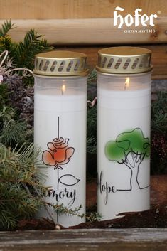 Candle Jars, Candles, Design, Outdoor, Modern, Plants, Tips, Crafting, Outdoors