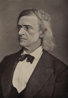 Theodor Mommsen (30 de noviembre de 1817 —  1 de noviembre de 1903), jurista alemán