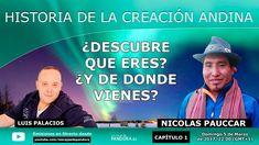 DESCUBRE QUE ERES, Y DE DONDE VIENES por Nicolas Pauccar, Historia de la...