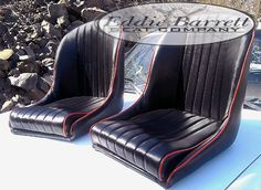 1000 Images About Low Back Bucket Bomber Style Seats On