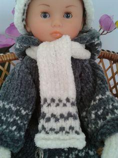 Le petit monde d'Emilie et ses amis: l'écharpe de Chloé compatible poupée Chéries, Paol...