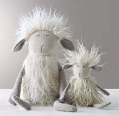 Wooly Plush Lamb ($18-$32) | 100+ Awesome Gifts For Kids | The Mindful Shopper