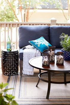 Complete your patio
