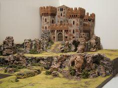 Dungeons 3D: Modular Table