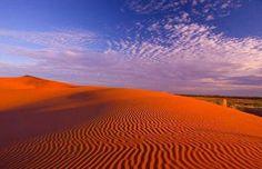 Gran Desierto Arenoso: 420.000 km² (Australia) Esta situado en el estado de Australia Occidental, entre las montañas rocosas de Pilbara y Kimberley. En toda la región escasamente poblada no existe ningún asentamiento significativamente grande.