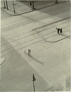 © László Moholy-Nagy : Painter & Photographer (American, born Hungary 1895–1946) 7 A.M.(New Year's Morning) ca.1930