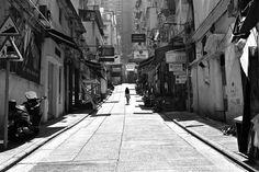 HKFP Lens: Sarah Choi's serendipitous Hong Kong street colours | Hong Kong Free Press