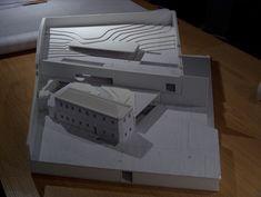 Gallery of Porto Covo Palace / Frederico Valsassina - 18 Landscape Architecture Model, Black Architecture, Architecture Portfolio Layout, Architecture Drawing Plan, Architecture Drawing Sketchbooks, Water Architecture, Architecture Model Making, Conceptual Architecture, Architecture Wallpaper