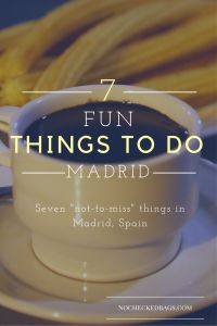 Visiting Madrid for the fist time can be a bit overwhelming. With impressive historical sights, endless shopping, vibrantnightlife, and delicious food -- all spread out over 200 square miles -- where do you begin?When planning an itinerary ofthe top sights in Madrid, don't forget to include a few of these activities. In jamon heaven here [...]