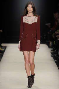 Isabel Marant - Runway RTW - Fall 2012 - Paris Fashion Week