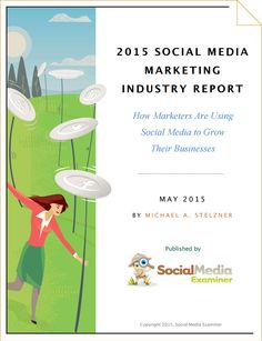 Do you wonder how your peers are using social media? Wondering if you should focus on Pinterest, Instagram or SlideShare? Thinking of getting into podcasting? In our seventh annual social media study, more than 3700 marketers reveal where they focus their social media activities. This industry report also shows you which social tactics are most effective and how content plays a role with social media marketing. Free Downloadble PDF until the 12th of June. Hurry!