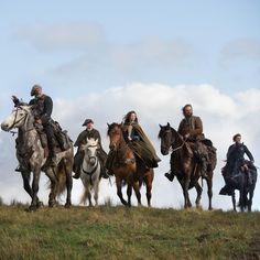 Horses of Outlander