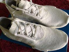 sports shoes e90fe b8f36 Details about ADIDAS NMD R1 PK US UK 7 8 8.5 9 10 11 PRIMEKNIT MONOCHROME  BLACK WHITE BA8629