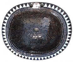 Badia Design Inc Store - Moroccan Mosaic Sink Top MS003, $850.00 (http://www.badiadesign.com/moroccan-mosaic-sink-top-ms003/)