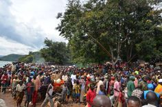 There are over 105,000 refugees from Burundi. Terrified citizens are being harassed at borders. Civilians must be allowed to flee safely. Photo: Katelin Wilton /IRC
