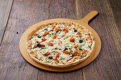 Pizza, Frito, Rápido, Alimentos