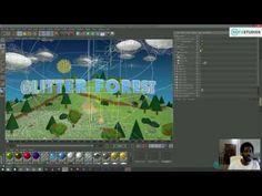 XDFX Studios - Cinema4D Tutorial - Glitter Effect - YouTube