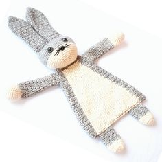 Ravelry: crochet pattern for Bunny Ragdoll by A la Sascha