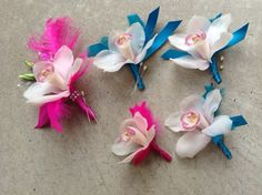 Boutonnieres - by Kaas Floral Design