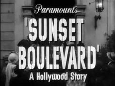 Sunset Blvd. (1950)  William Holden, Gloria Swanson, Erich von Stroheim Shadow Film, Top 100 Films, Erich Von Stroheim, Hollywood Story, Digital Film, Long Shadow, Silent Film, Movies To Watch, Savannah Chat