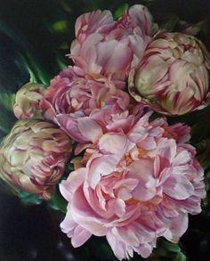 "Saatchi Art Artist Marcella Kaspar; Painting, ""Marcella Kaspar_Inspiration_111x905cm_SOLD"" #art"