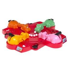 Hungry Hippos! Loudest game ever!