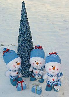 *SNOW-KIDS ~ by njchow82, via Flickr