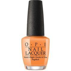 OPI Nail Lacquer - No Tan Lines