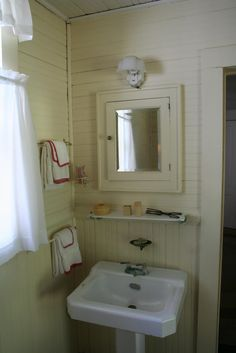 Marjorie Kinnan Rawlings House-- Bathroom