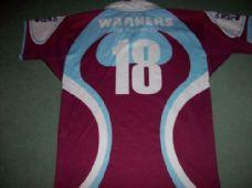 Doncaster ARLFC Match Worn Rugby League Shirt XL Top